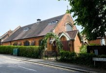 All Saints Church Highams Park