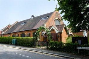 All Saints Church Highams Park
