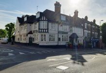 County Arms Pub