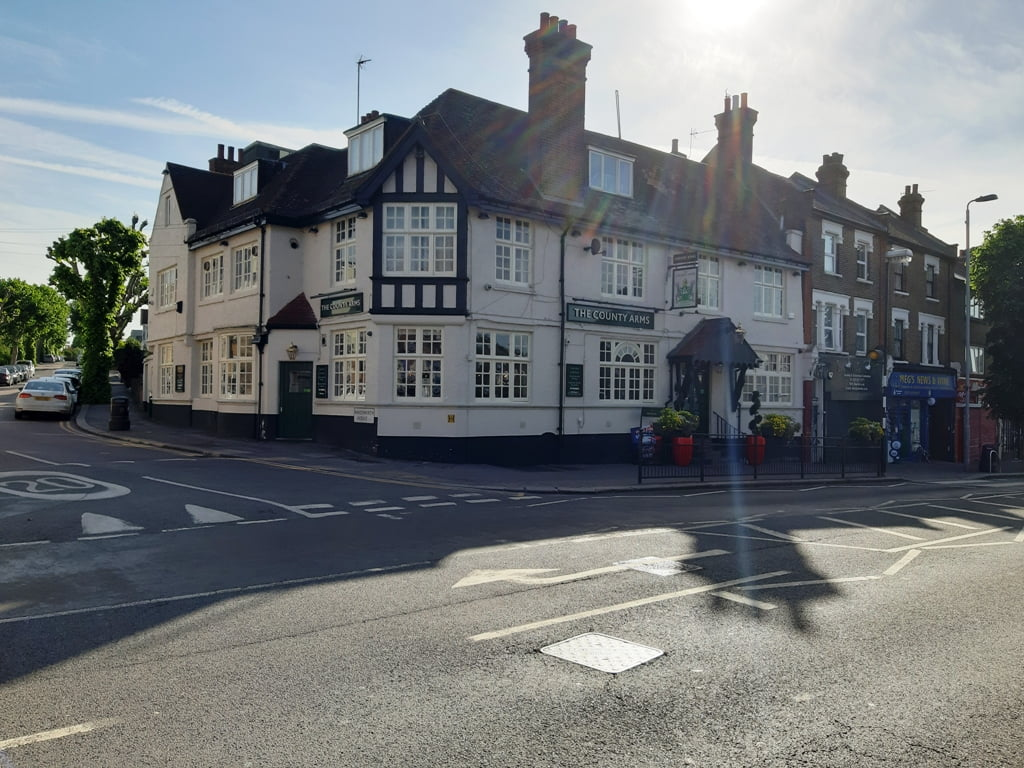 County Arms Pub