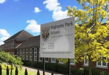 Highams Park School