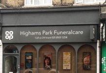 Co-op Highams Park Funeralcare