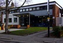 Hale End Library, Highams Park