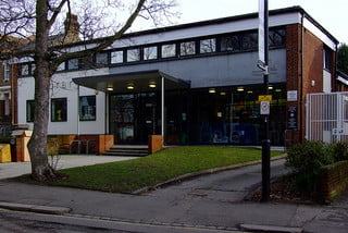 Hale End Library, Highams Park
