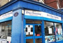 Jee's Dry Cleaning