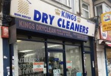 KIngs Dry Cleaners