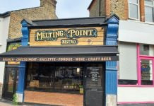 Melting Point Bistro