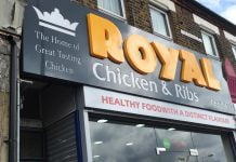 Royal Chicken & Ribs