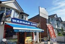Wadham Cafe