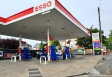 Esso Chingford Hatch