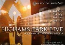 Highams Park Live
