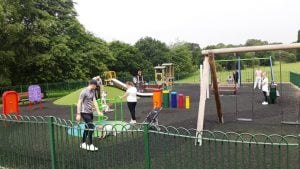 Play Area in The Highams Park