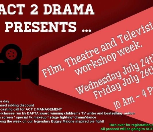 ACT 2 - Workshop Week