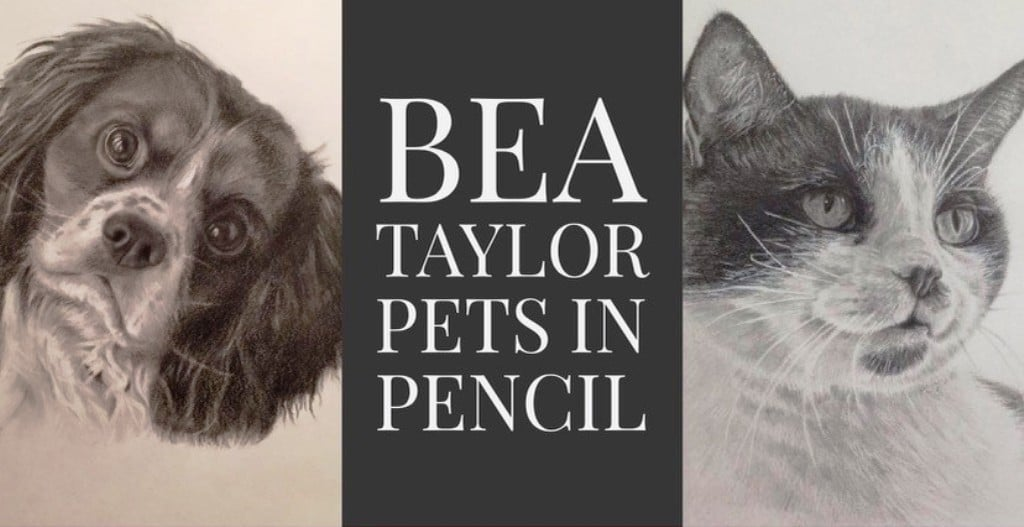 Bea Taylor Pets in Pencil