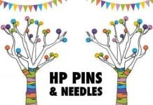 HP Pins and Needles