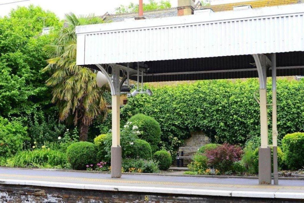 Highams Park Station Garden