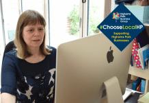 Walker Websites choose local