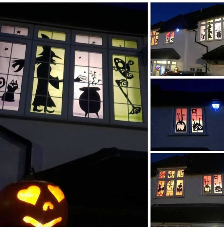 The Highams Park Halloween Window Walk is back!